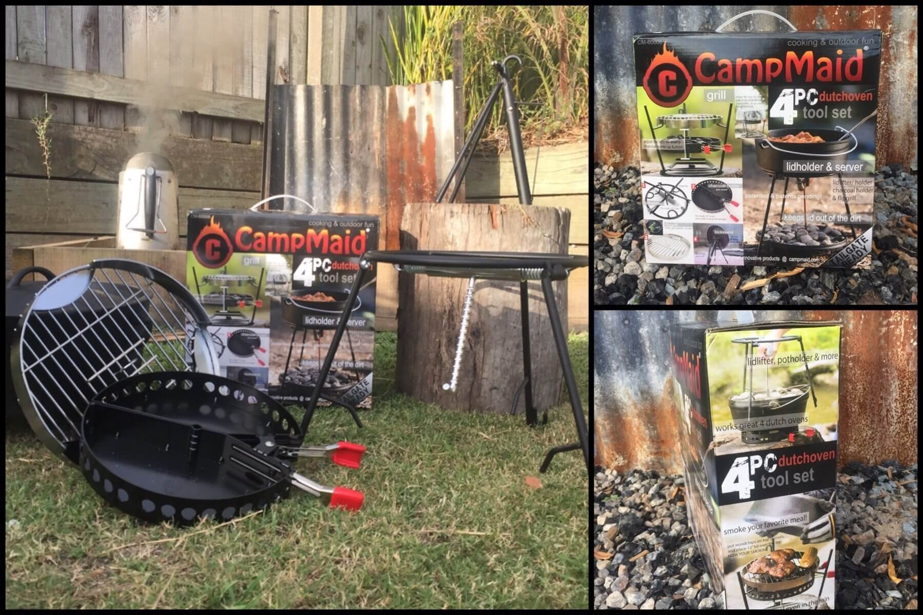 """CampMaid 