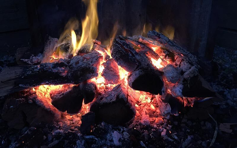 How to make an Upside Down Fire