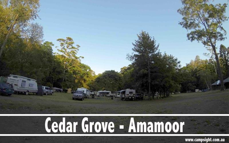 Cedar Grove | 5 Campfire-friendly Campgrounds near Brisbane