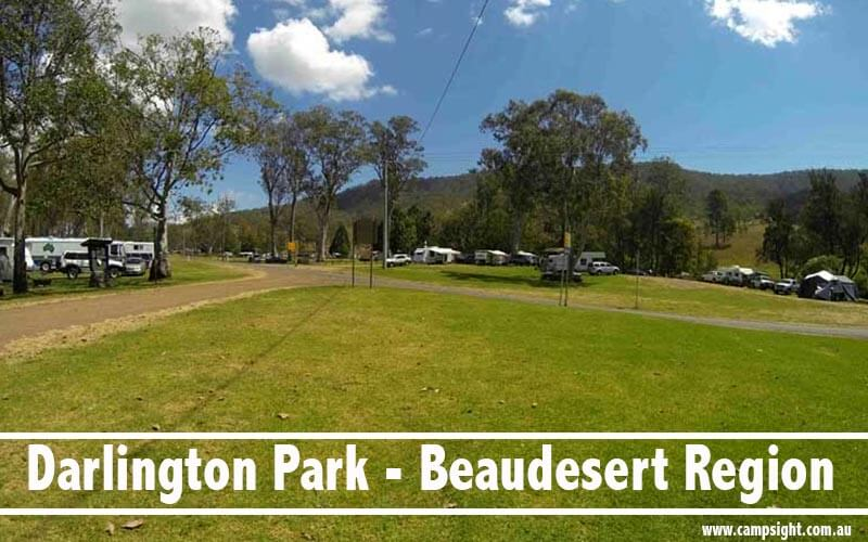 Darlington Park - Beaudesert Region | 5 Campfire-friendly Campgrounds near Brisbane