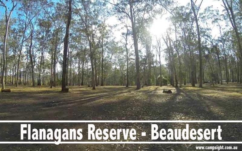Flanagans Reserve 5 Campfire-friendly Campgrounds near Brisbane