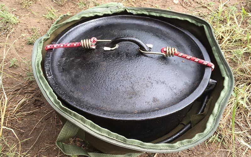 How to Store Your Camp Oven Correctly and Safely