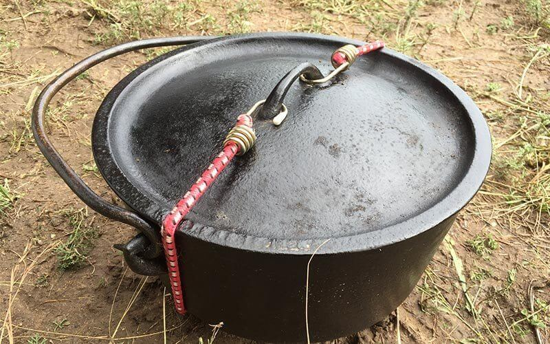 How to Store Your Camp Oven 1