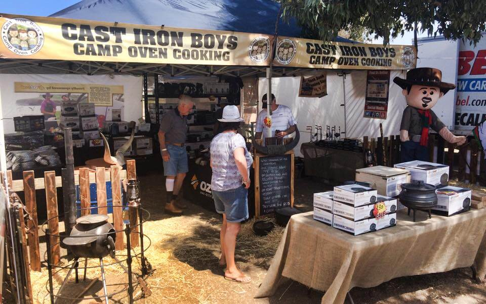 Australian Camp Oven Festival | 1-2 OCT 2016 | The Camp Oven Cook