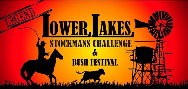 Lower Lakes Stockman's Challenge & Bush Festival