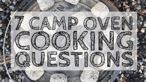 Camp Oven Cooking | TheCampOvenCook.com.au 19