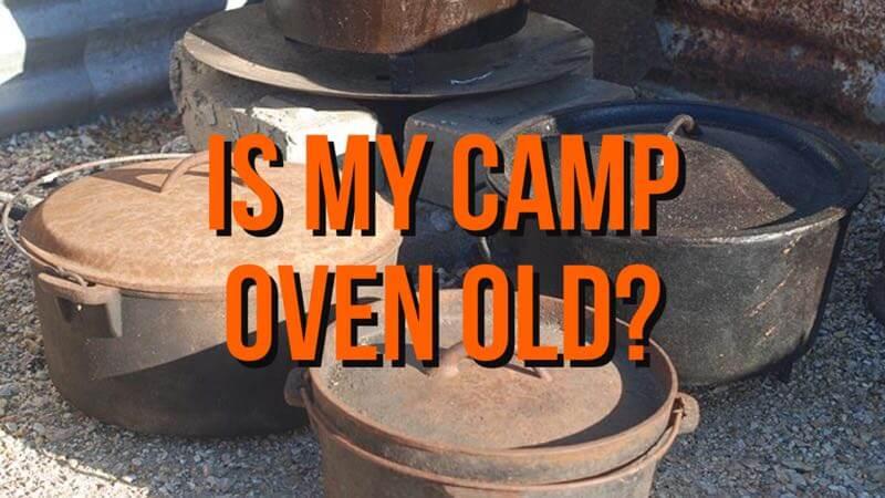 Vintage Camp Ovens
