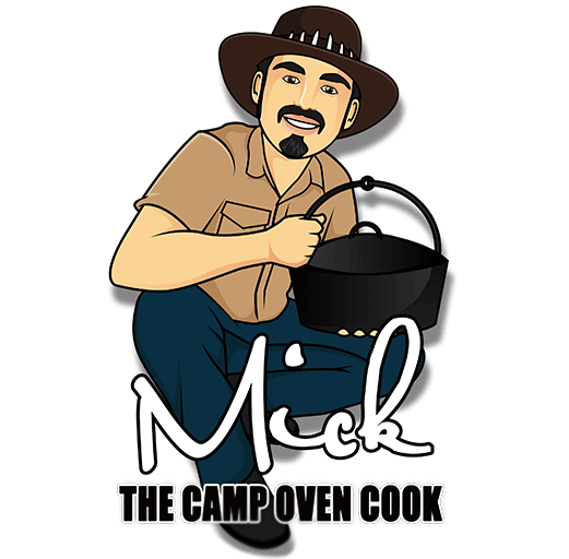 mick the camp oven cook