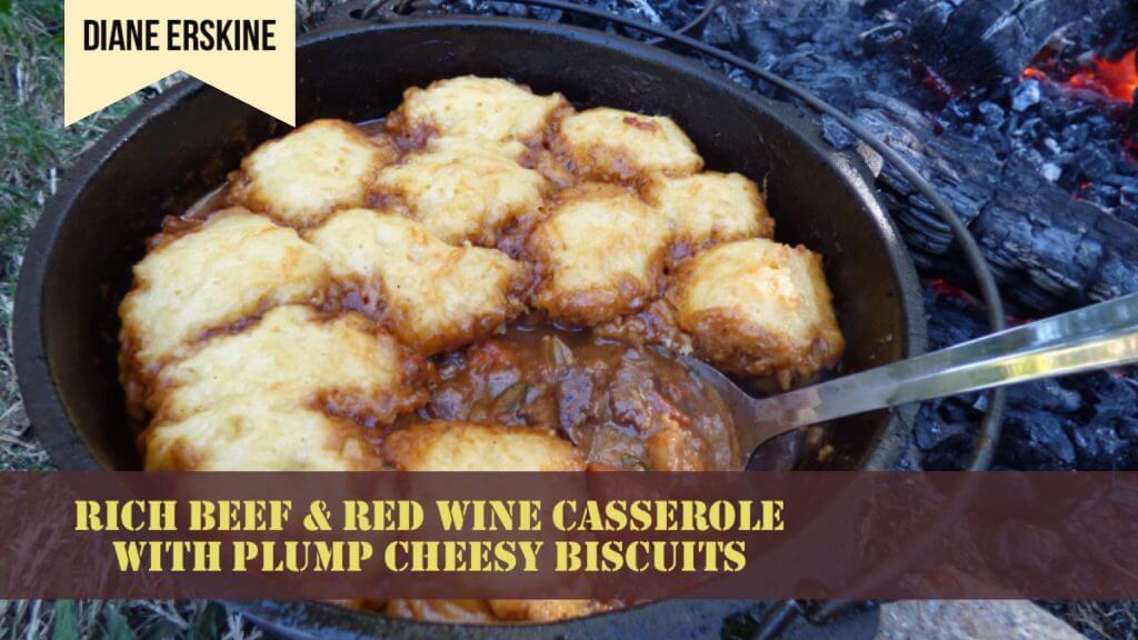 Rich Beef & Red Wine Casserole
