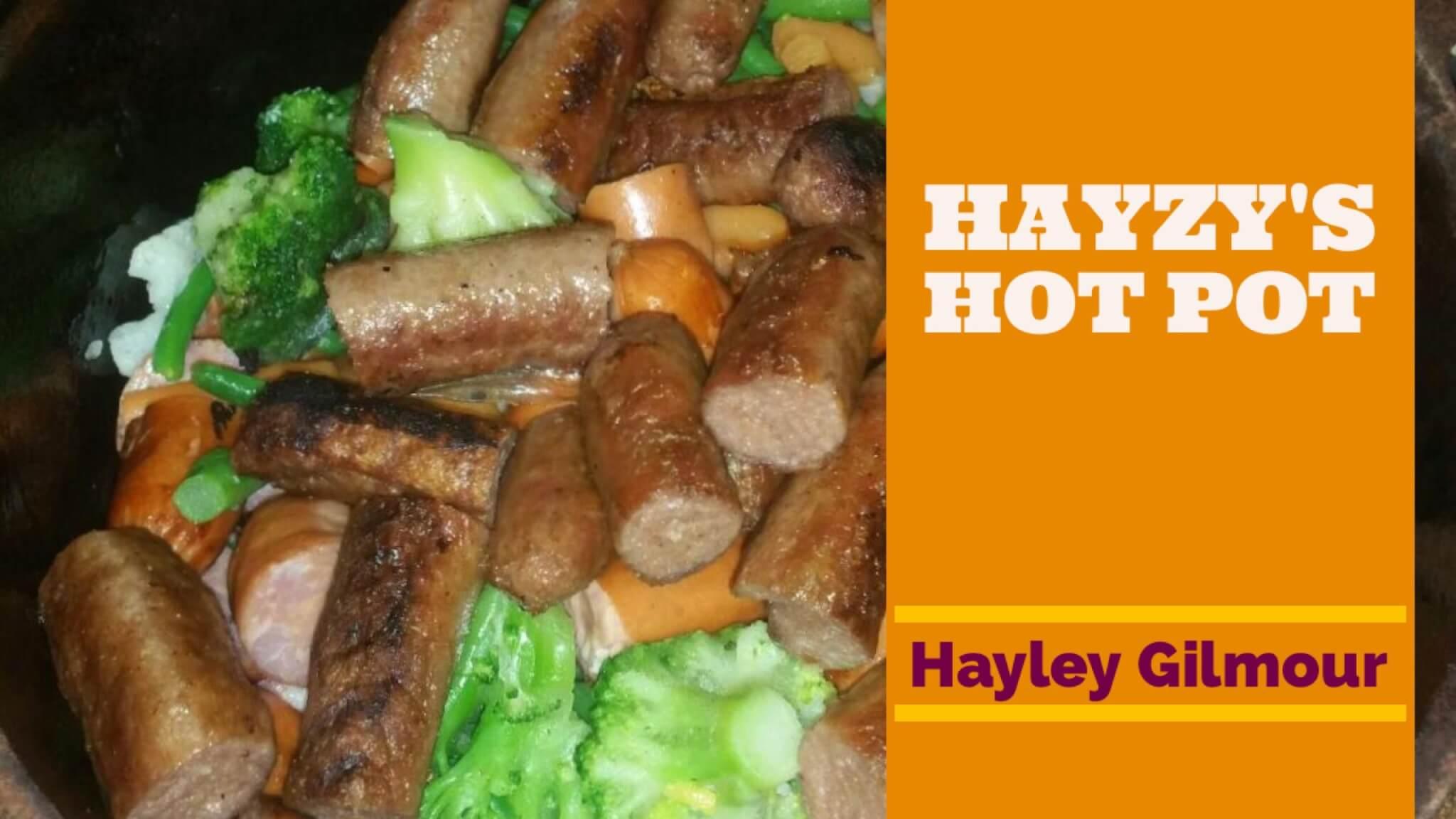 Hayzy's Camp Oven Hotpot | Hayley Gilmour