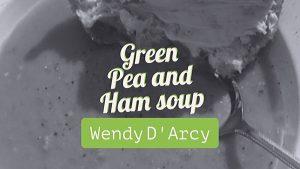 Green Pea & Ham Soup