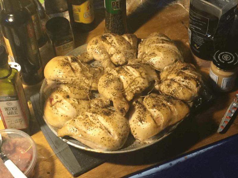 Balsamic Garlic Herb Chicken