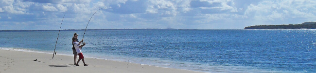 Inskip Peninsula Recreation Area Sunshine Coast