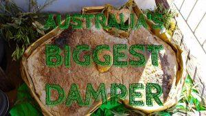 Australia's biggest damper