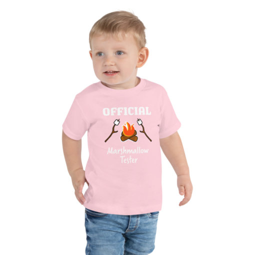 Offical Marshmallow Tester Toddler Tee 3