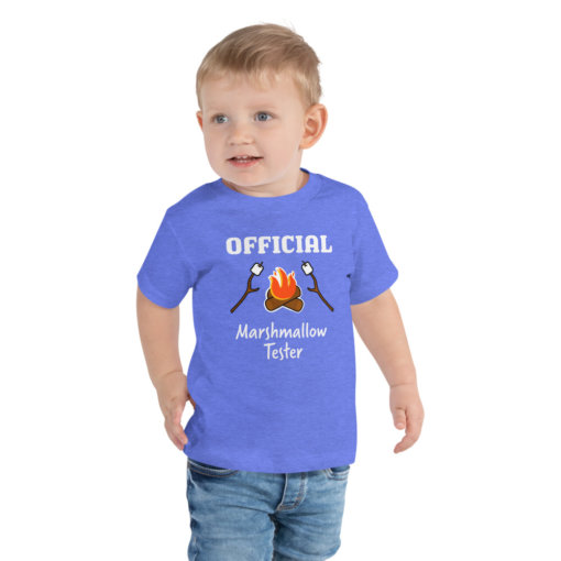 Offical Marshmallow Tester Toddler Tee 2
