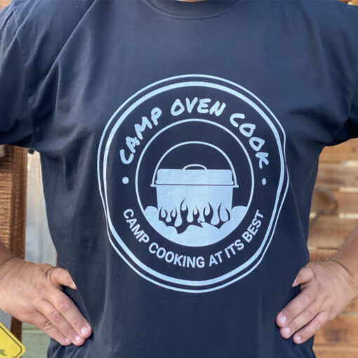 Camp Oven Cook Shirt   The Camp Oven Cook
