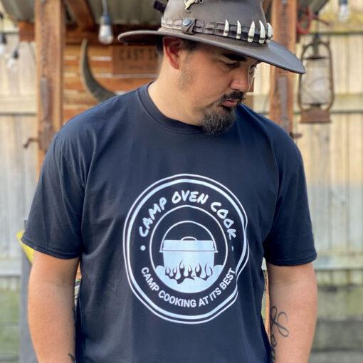Camp Oven Cook Shirt 1