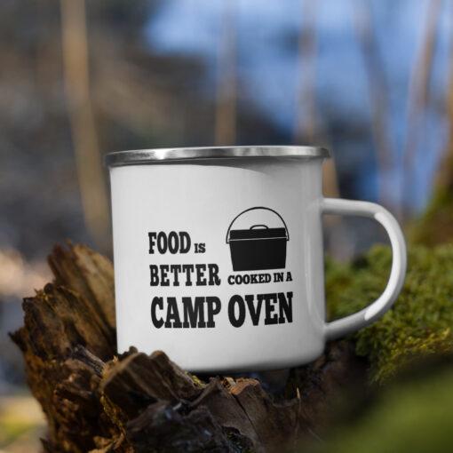 Food is better Mug 1