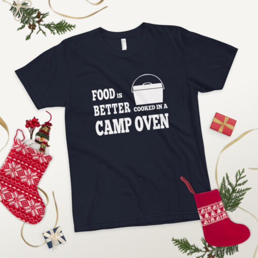 Food is better cooked in a camp oven - Adult 4