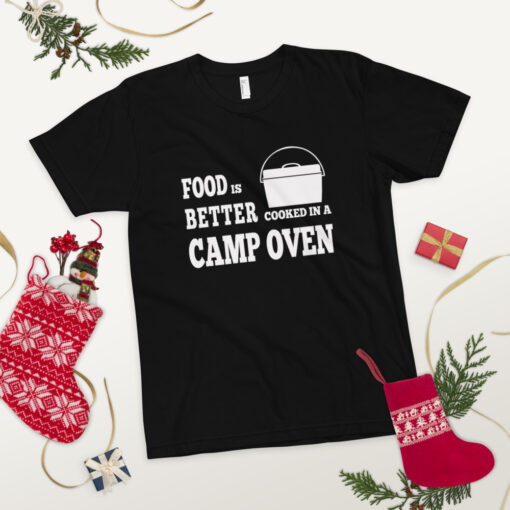 Food is better cooked in a camp oven - Adult 2