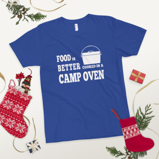 Food is better cooked in a camp oven - Adult 8