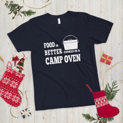 Food is better cooked in a camp oven - Adult 3