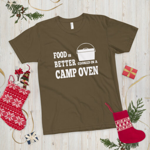 Food is better cooked in a camp oven - Adult 9