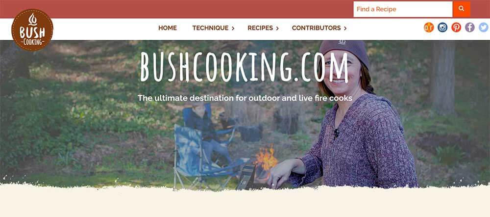 Talking Camp Oven Cooking with Saffron Hodgson | The Camp Oven Cook