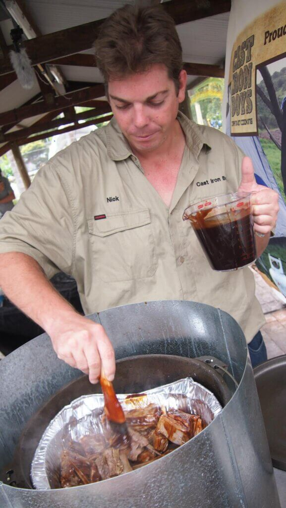 Camp Oven Coca Cola Ribs   The Camp Oven Cook